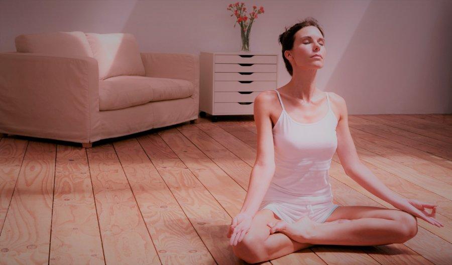 Meditando en el confinamiento
